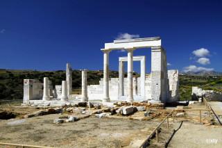 naxos-dimitra-temple