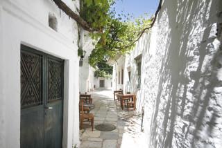 naxos-village